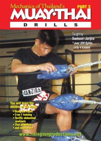 Muay Thai vol. 3 Saekson Janjira Mechanics and Drills